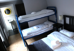 Rooms At Dublin Citi Backpackers Hostel Dublin Ireland